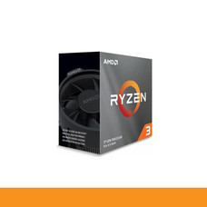 AMD CPU RYZEN3 3100 3.9GHz MAX,3.6GHz 4C/8T AM4 by Speed Computer
