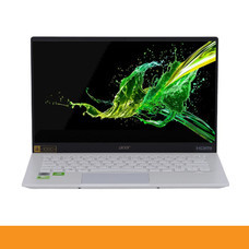 ACER SF514-54GT-5680 NOTEBOOK I5-1035G1/RAM 8 GB/SSD 512 GB/14 FHD/WINDOWS 10 HOME/OFFICE HOME/WHITE by speed computer