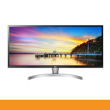 LG MONITOR 34WK650-W WHITE 34 IPS 2560X1080 21:9 75Hz 5MS HDMI DPPORT AUDIO OUT 3YEAR by Speed Computer