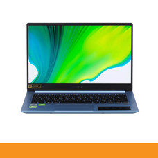 ACER SF314-57G-589U NOTEBOOK I5-1035G1/RAM 8 GB/SSD 512GB/MX350 2GB/14 FHD IPS/WiINDOWS10/OFFICE HOME&STUDENT2019/BLUE by Speed Computer