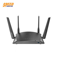 D-LINK DIR-2660 AC2600 Smart Mesh Wi-Fi Security Router up to 800 Mbps (2.4 GHz) + 1732 Mbps (5 GHz) by Speed Computer