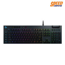 LOGITECH GAMING KEYBOARD G813 HTSYNC RGB (LINEAR SWITCH) by Speed Computer