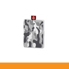 SEAGATE HARDDISK EXTERNAL STJE500404 SSD ONE TOUCH SPECIAL EDITION WHITE/GREY 3YEAR by Speed Computer
