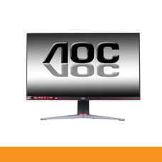 AOC MONITOR 27G2/67 IPS FREE SYNC GAMING 27INCH 144Hz 1920x1080 1MS HDMI DP VGA 3YEAR by Speed Computer