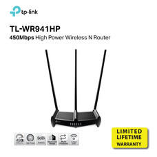 TP-LINK TL-WR941HP 450Mbps Wireless N Route by Speed Computer