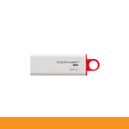 KINGSTON DTIG4 FLASHDRIVE 32GB DATA TRAVELER USB3.0 by Speed Computer