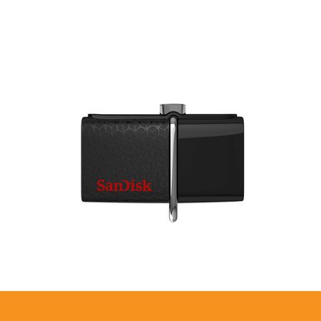 SANDISK ULTRA DUAL DRIVE USB3.0 64GB SPEED UP TO 150MB/SEC. 5YEARS by Speed Computer