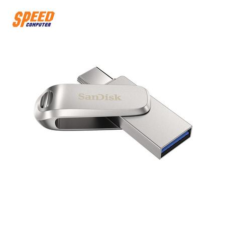 SANDISK ULTRA DUAL DRIVE LUXE USB TYPE-CTM FLASH DRIVE, SDDDC4 128GB