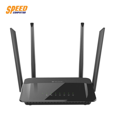 D-LINK DIR-842 Wireless AC1200 Dual Band Gigabit Router (867 Mbps on the 5 GHz) (300 Mbps on the 2.4 GHz) by Speed Computer
