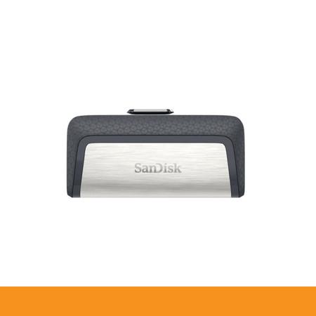 SANDISK SDDDC2-128G-G46 FLASHDRIVE OTG 128GB DUAL USB TYPE-C by Speed Computer