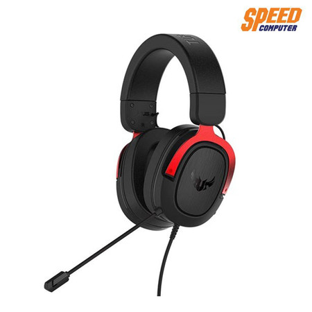ASUS GAMING HEADSET TUF H3 RED by Speed Computer