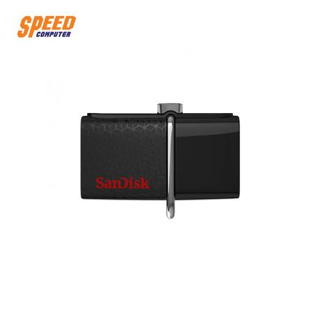 SANDISK SDDD2_128G_GAM46 FLASHDRIVE OTG 128GB USB3.0 BLACK