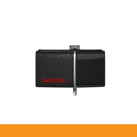 SANDISK SDDD2-032G-GAM46 FLASHDRIVE OTG 32GB USB3.0 BLACK DUAL COM & ANDROID ULTRA SPEED UP TO 150MB by Speed Computer