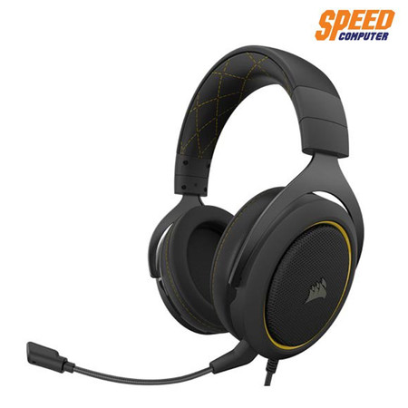 CORSAIR GAMING HEADSET HS60 PRO SURROUND YELLLOW by Speed Computer