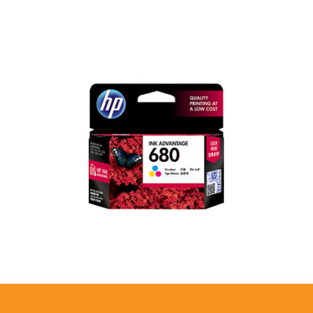 HP 680 TRI COLOR INK ADVANTAGE CARIDGES (F6V26AA) by Speed Computer