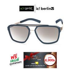 IC BERLIN แว่นกันแดด DYSTOPIA BRONZE/BRUTALBLUE