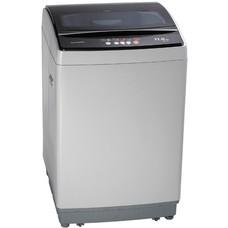 SHARP เครื่องซักผ้าฝาบน ES-W119T-SL 11KG การหมุนของจานซักช่วยสร้างกระแสน้ำวนแบบ 3 มิติ ซึ่งสามารถขจัดคราบสกปรกออก ESW119T