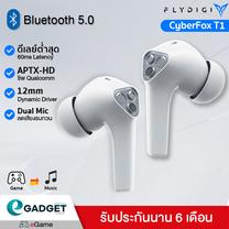หูฟังบลูทูธ Gaming Flydigi Cyberfox T1 หูฟังเกมมิ่งเล่นเกมดีเลย์ต่ำสุด แยกเสียงปืน เสียงเท้า ได้รอบทิศทาง Ture Wireless