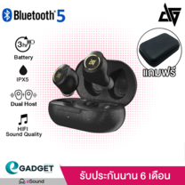 หูฟัง Auglamour AT200 สีดำ