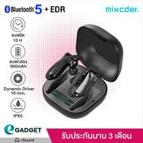 หูฟังบลูทูธ เบสหนัก MIXCDER T2 Totally Wireless Sports