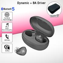หูฟัง KZ S1 Hybrid (BA+DD)