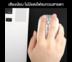 Inphpic คีย์บอร์ด V760+เมาส์ไร้สายบลูทูธ Bluetooth ใช้งานได้ทั้ง Windows, Mac OS, iOS, Android ปุ่มเงียบ มีแบตในตัว เชื่อมต่อใช้งานได้พร้อมกัน