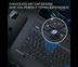 Inphic V750B Bluetooth ใช้งานได้ทั้ง Windows, Mac OS, iOS, Android ปุ่มเงียบ (คีย์บอร์ด+เมาส์ ไร้สายบลูทูธ)