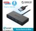 Orico(100CM) USB 3.0 Hub 4ช่อง 5GBP G11-H4-U3 ตัวต่อพ่วง ยูเอสบี ฮับ (สีดำ)