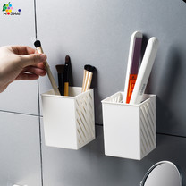 Mosinai Desk Organizer Storage Box ที่ใส่ดินสอที่ติดกาวได้ทุกที่