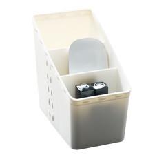 กล่องเก็บของ ใส่เครื่องสำอางค์ ชั้นวางอเนกประสงค์ รุ่น TH010006W - สีขาว