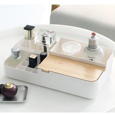 ชั้นวางเครื่องสำอาง กล่องเก็บเครื่องสำอาง Cosmetic Storage Box