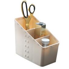 กล่องเก็บของ ใส่เครื่องสำอางค์ ชั้นวางอเนกประสงค์ รุ่น TH010007A - สีครีม
