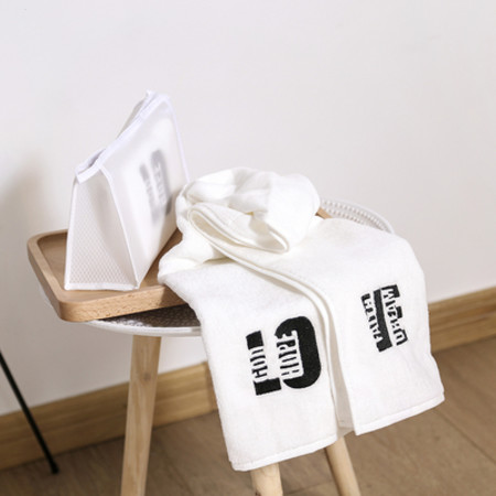 Mosinai Cotton Sports towel, Gym Quick Dry Towels running fitness swimming Sweat towel