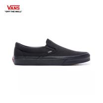 รองเท้าผ้าใบ VANS รุ่น CLASSIC SLIP-ON สี Black/Black