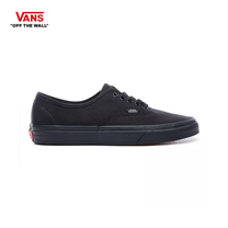 รองเท้าผ้าใบ VANS รุ่น AUTHENTIC สี Black/Black