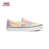 รองเท้าผ้าใบ VANS รุ่น AURA SHIFT CLASSIC SLIP-ON สี Multi/True White