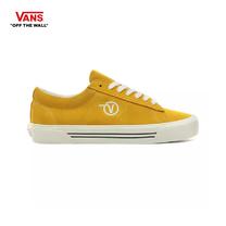 รองเท้าผ้าใบ VANS รุ่น ANAHEIM FACTORY SID DX สี Og Yellow/Suede