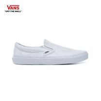 รองเท้าผ้าใบ VANS รุ่น CLASSIC SLIP-ON สี True White