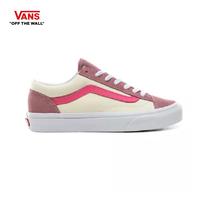 รองเท้าผ้าใบ VANS รุ่น RETRO SPORT STYLE 36 สี Nostalgia Rose/Azalea Pink