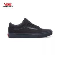 รองเท้าผ้าใบ VANS รุ่น OLD SKOOL สี Black/Black