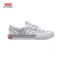 รองเท้าผ้าใบ VANS รุ่น VISION VOYAGE ERA 3RA สี True White/Black