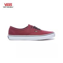 รองเท้าผ้าใบ VANS รุ่น AUTHENTIC สี Port Royale/Black