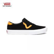 รองเท้าผ้าใบ VANS รุ่น VANS SPORT สี Black/Cadmium Yellow