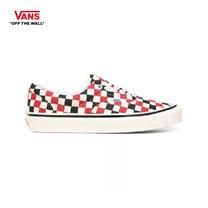 รองเท้าผ้าใบ VANS รุ่น ANAHEIM FACTORY ERA 95 DX สี Og Red/Og Black/Check