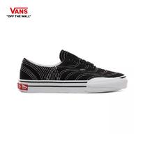 รองเท้าผ้าใบ VANS รุ่น VISION VOYAGE ERA 3RA สี Black/True White