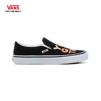 รองเท้าผ้าใบ VANS รุ่น BREAST CANCER AWARENESS CLASSIC SLIP-ON สี you got this/true white
