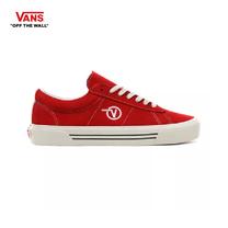 รองเท้าผ้าใบ VANS รุ่น ANAHEIM FACTORY SID DX สี Og Red/Suede
