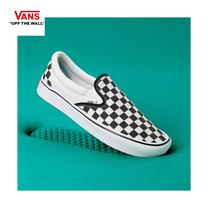 รองเท้าผ้าใบ VANS รุ่น COMFYCUSH SLIP-ON สี Checkerboard