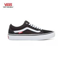 รองเท้าผ้าใบ VANS รุ่น OLD SKOOL (PRO) สี Black/White