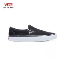 รองเท้าผ้าใบ VANS รุ่น CLASSIC SLIP-ON สี Black